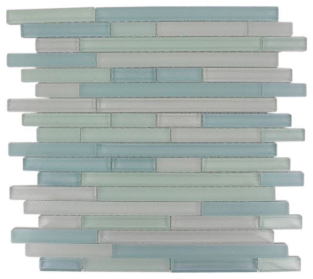 tao beach glass tiles tropical tile by glass tile store