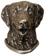 Golden Retriever traditional-cabinet-and-drawer-knobs