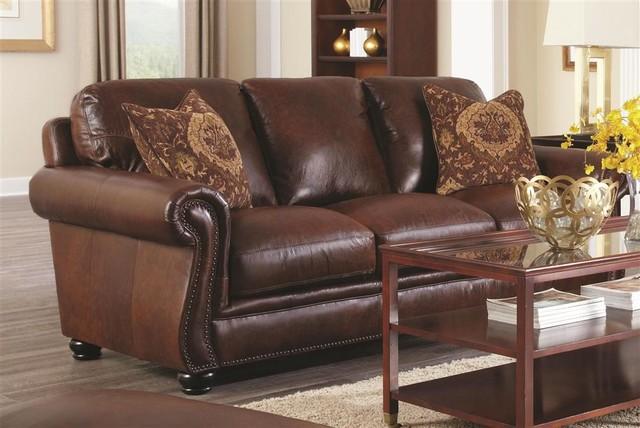 San Angelo Traditional Sofa traditional-sofas