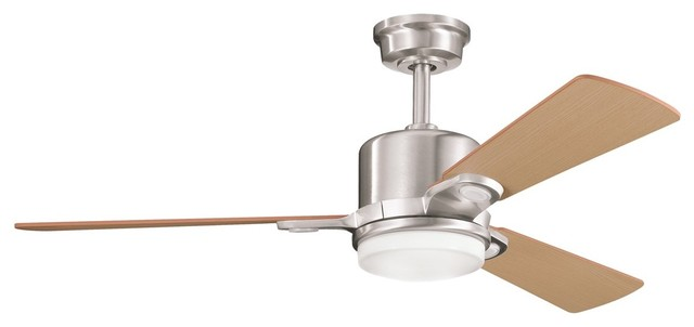 Kichler Lighting Celino Contemporary Ceiling Fan contemporary-ceiling ...