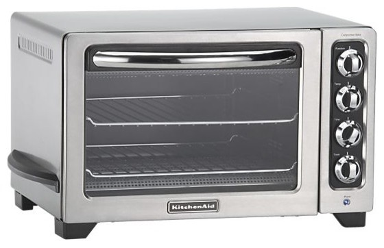 Kitchenaid Countertop Oven Video : KitchenAid Convection Toaster Oven - Modern - Ovens - by Crate&Barrel