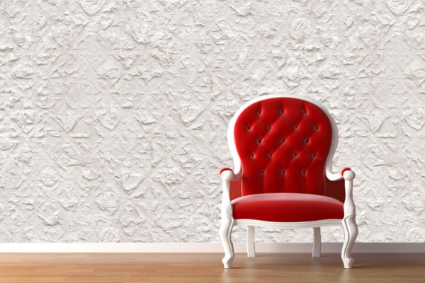 Easy Peel n Stick Wallcover Wallskins-  YOUR WALLS,  UNDERCOVER wallpaper
