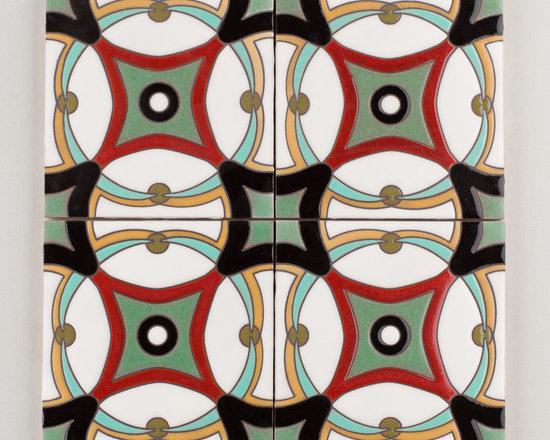 The Handpainted Classic Cuerda Seca Collection -