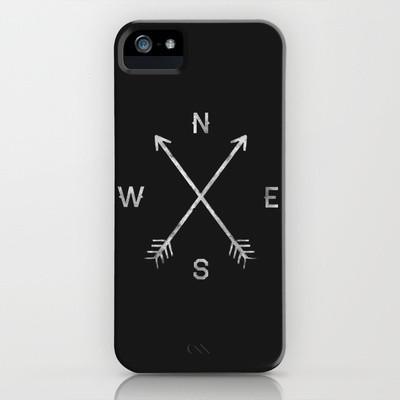Compass iPhone Case contemporary
