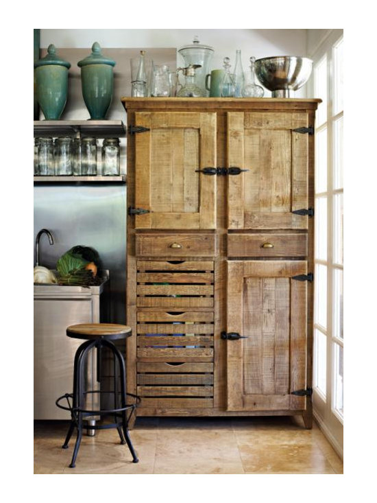 York Pantry Cupboard -