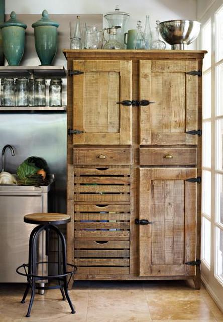 York Pantry Cupboard traditional-pantry