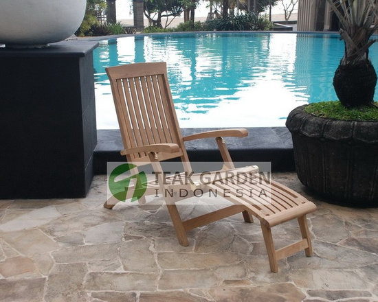 Teak Garden Furniture, Decking chair, Steamer chair - Teak Decking chair, Teak Steamer. visit http://www.teakgardenindonesia.com