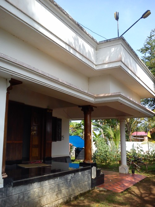 Need Help For My Indian Home Exterior In Deciding Paints 2 Colours