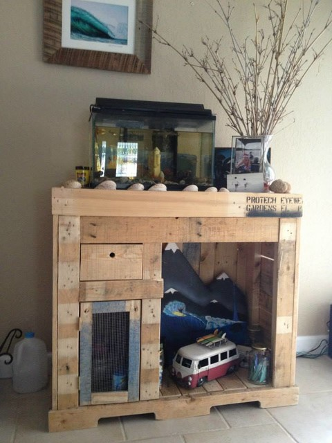 Various Pieces beach-style-buffets-and-sideboards
