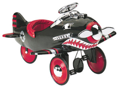 Pedal Plane Shark Attack traditional-kids-toys-and-games
