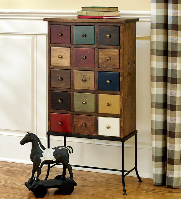 Apothecary Chest furniture