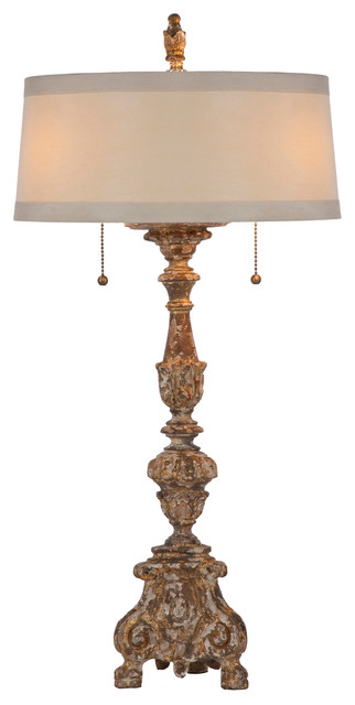 French Country Collection Farmhouse Table Lamps