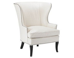 Chelsea Wing Chair traditional-armchairs