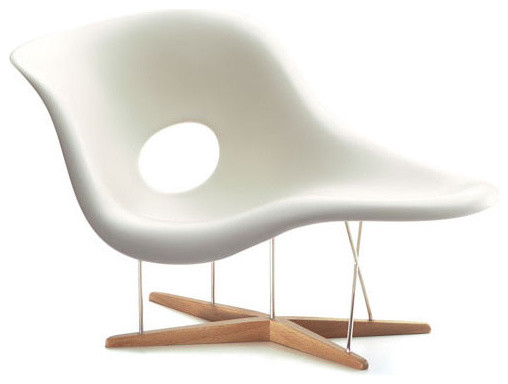 Eames La Chaise Lounge Chair - modern - day beds and chaises - los ...