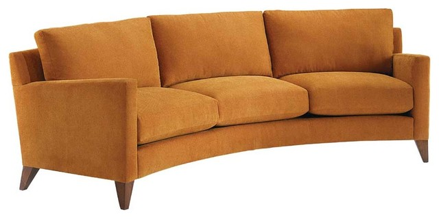 Rave Crescent Sofa By Lazar Industries contemporary-sofas