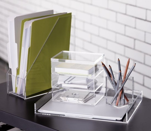 Format Desk Accessories Modern Desk Accessories by CB2