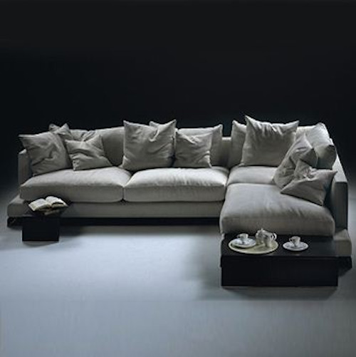 Long Island Sectional Sofa contemporary-sectional-sofas