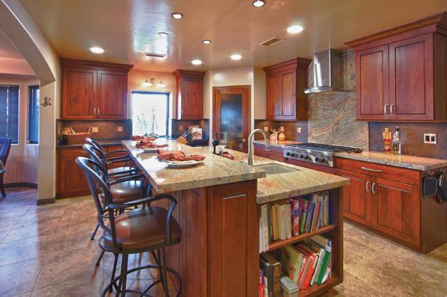 2012 CotY Award-Winning Additions contemporary-kitchen