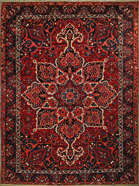 Authentic Persian Rugs Traditional Los Angeles By Real OLDCARPET