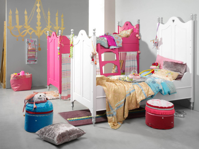 Prinses Wit | Kids Factory - Kids Beds