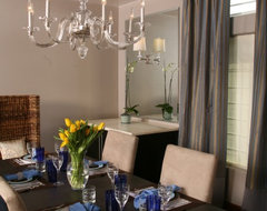 Hermogeno Designs contemporary dining room