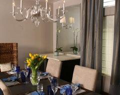 Hermogeno Designs contemporary-dining-room
