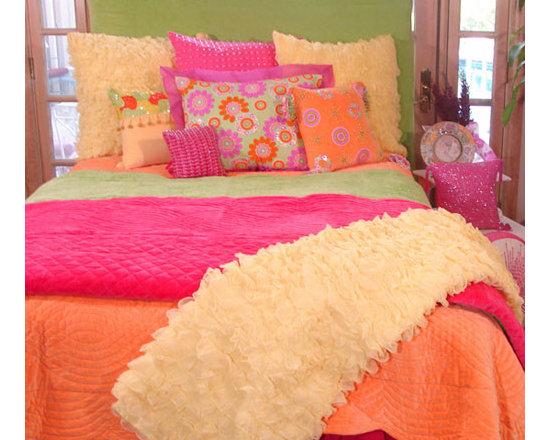 Citrus Splash Bedding -