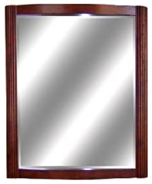 Doral Vanity Mirror in Cognac Multicolor - DM24 contemporary-bathroom-mirrors