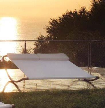 Hammock Sun Lounger contemporary-hammocks-and-swing-chairs