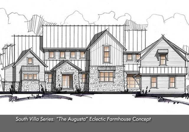 On the Boards traditional-exterior-elevation