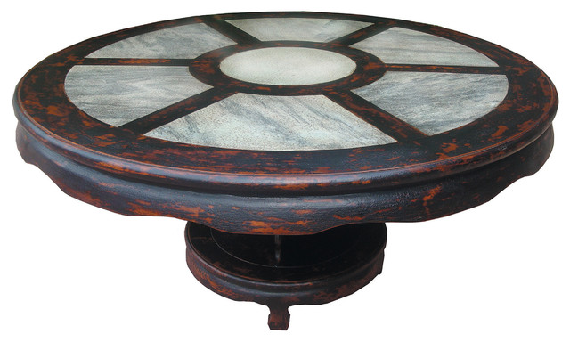 Round Dining Table With Marble 79 Asian Dining  : asian dining tables from houzz.com size 640 x 384 jpeg 66kB