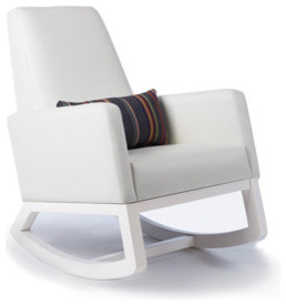Joya Rocker contemporary rocking chairs and gliders