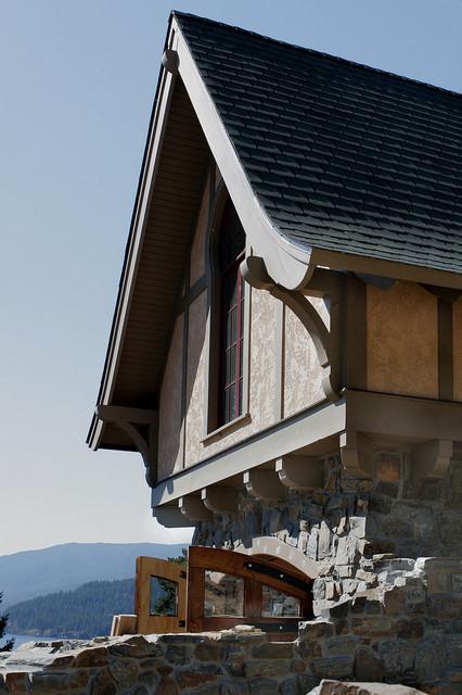 Idaho Retreat - Gate House eclectic