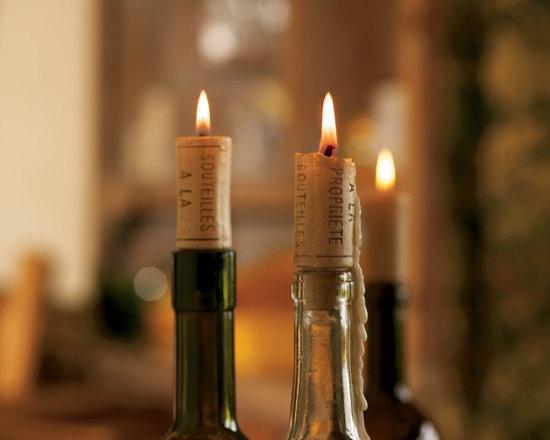 Trattoria Cork Candles -