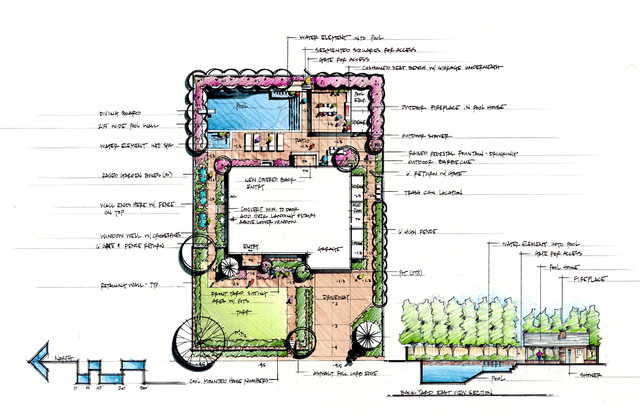 Coral traditional-site-and-landscape-plan