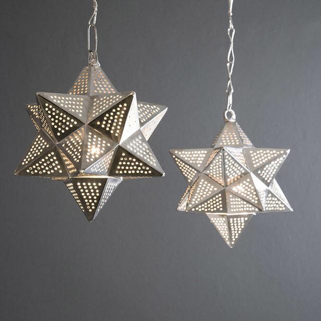 Kasa Starlight Mediterranean Pendant Lighting