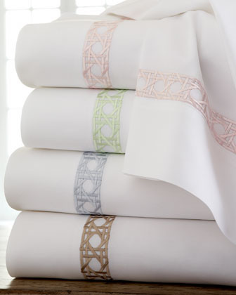 SFERRA Two Extra Standard Pillowcases traditional-sheets