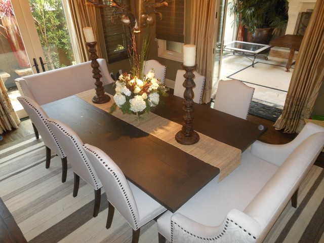 Eclectic Dining Chairs Los Angeles By