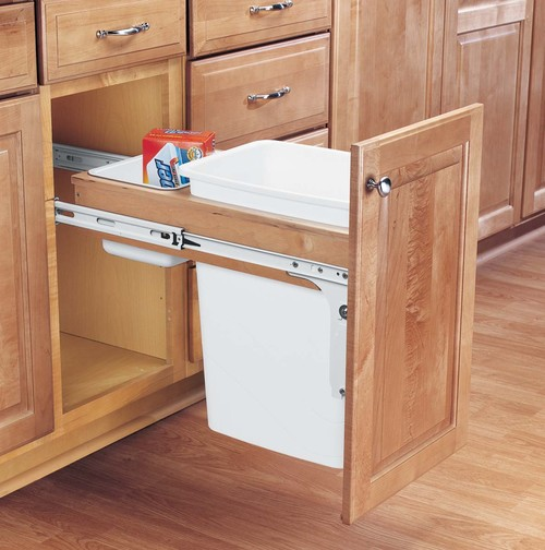 Kitchen Trash Cans By Houston Kitchen And Bath Fixtures Cornerstone