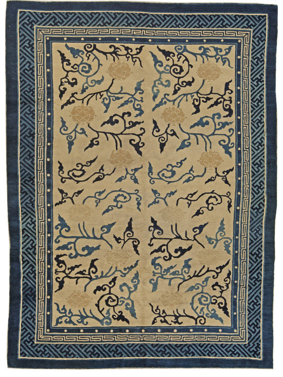 Timeless Chinese Rugs - Chinese Deco Rug BB5436