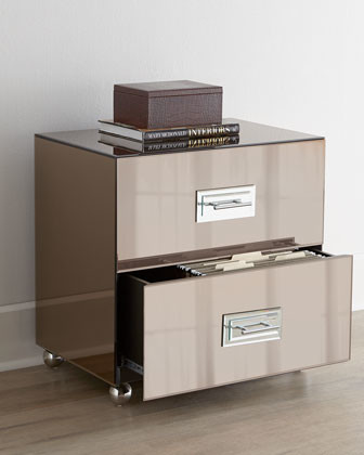 Lexington File Cabinet traditional-filing-cabinets-and-carts