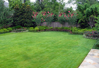 landscaping ideas for your yard's border