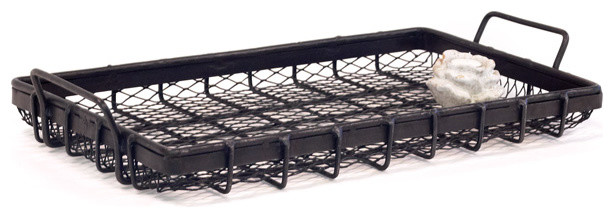 Iron Urban Tray industrial-serving-dishes-and-platters