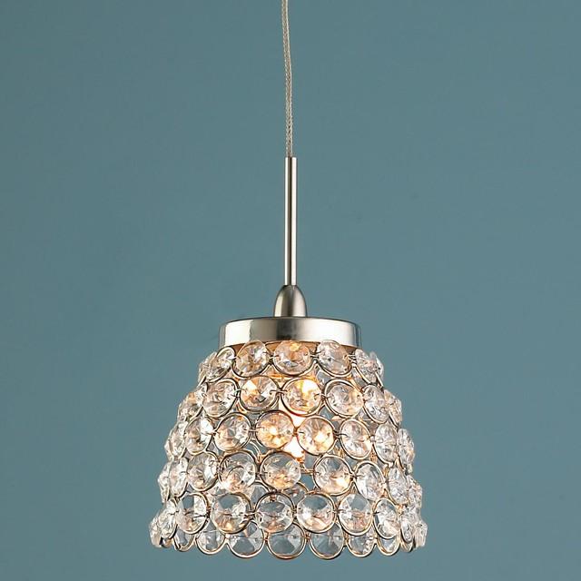 Crystal Jewel Pendant