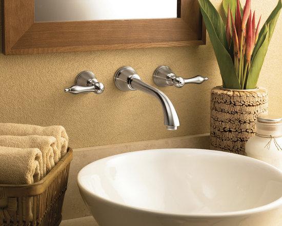 Danze Fairmont Two Handle Wall Mount Faucet -