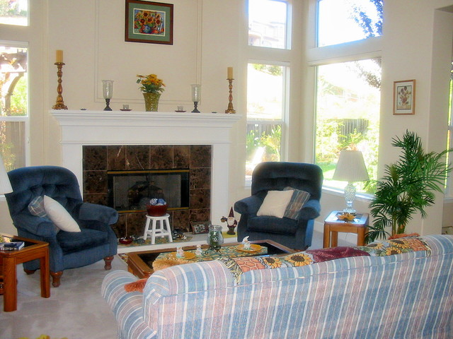 Almaden Valley Before Photo traditional