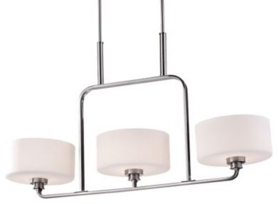 Kincaid F2776/3 Pendant by Murray Feiss pendant-lighting