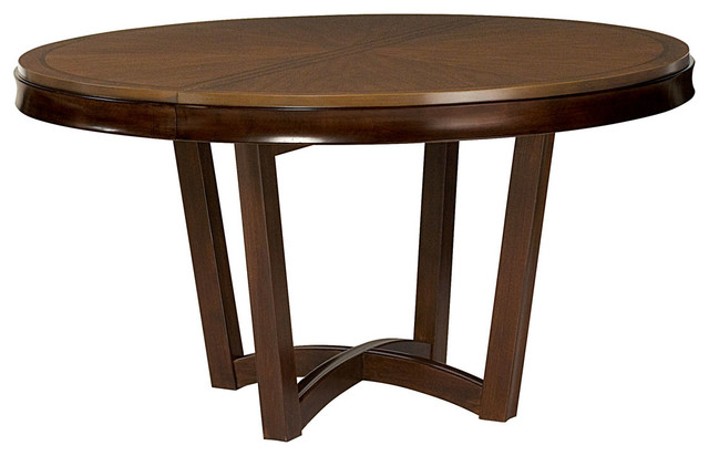 Miramar Round Dining Table Traditional Dining Tables