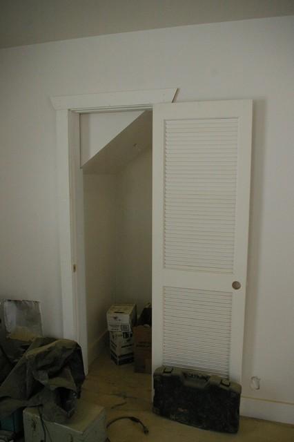 Fleming Project contemporary-closet