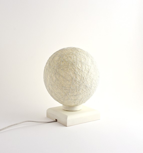 Table Lamp, Silver Star by Filigree Creations contemporary-table-lamps